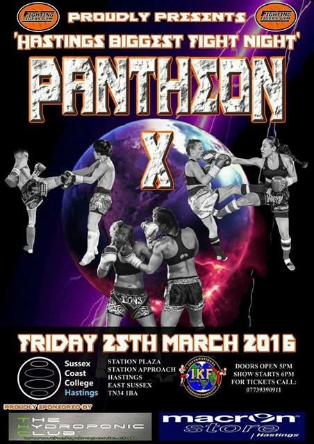 pantheon X